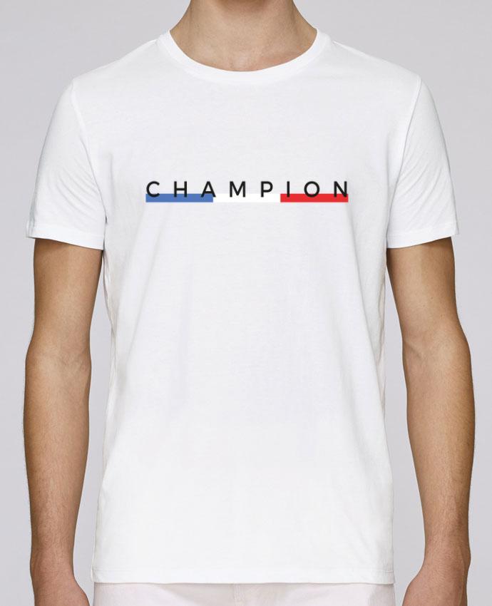 T-Shirt Col Rond Stanley Leads Champion par Nana