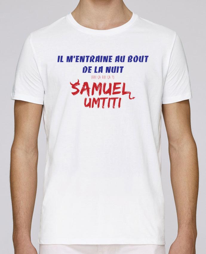 T-Shirt Col Rond Stanley Leads Chanson Equipe de France par tunetoo