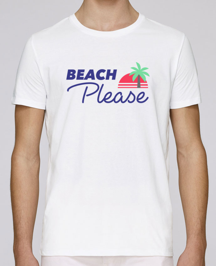 T-Shirt Col Rond Stanley Leads Beach please par Ruuud