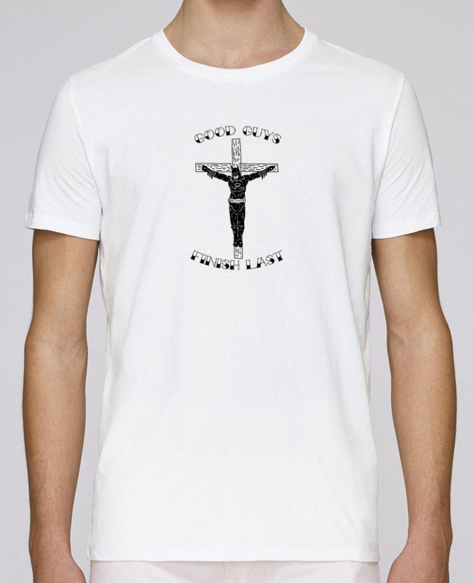 T-Shirt Col Rond Stanley Leads Batman Jesus par Nick cocozza