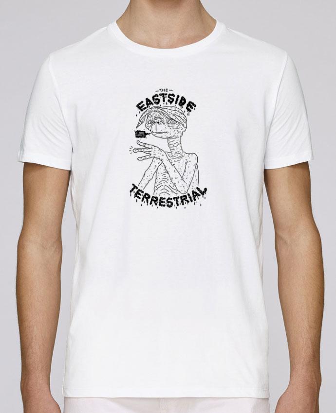 T-Shirt Col Rond Stanley Leads Gangster E.T par Nick cocozza