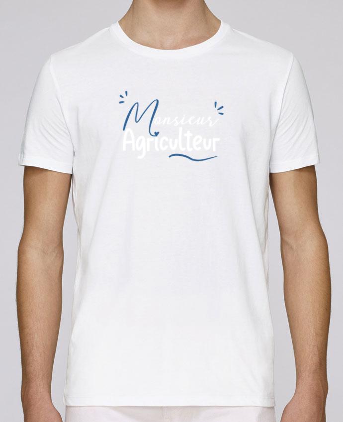 T-Shirt Col Rond Stanley Leads Monsieur Agriculteur par Original t-shirt