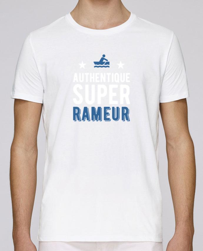 T-Shirt Col Rond Stanley Leads Authentique rameur par Original t-shirt