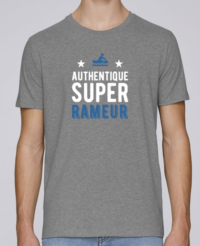 T-Shirt Col Rond Stanley Leads Authentique rameur par Original t-shirt