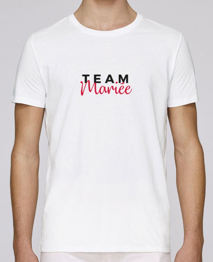 T-Shirt Col Rond Stanley Leads Team Mariée par Nana