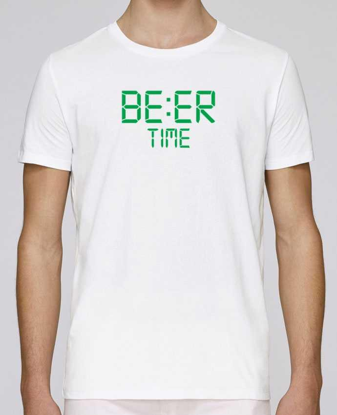 T-Shirt Col Rond Stanley Leads Beer time par tunetoo