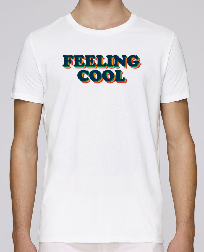 T-Shirt Col Rond Stanley Leads Feeling cool par tunetoo
