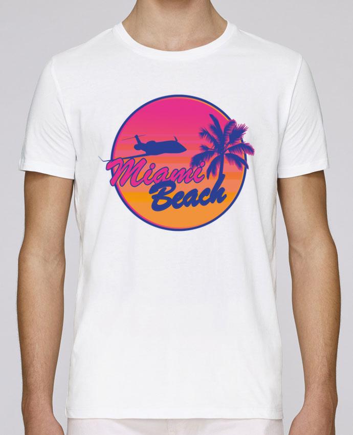 T-Shirt Col Rond Stanley Leads miami beach par Revealyou