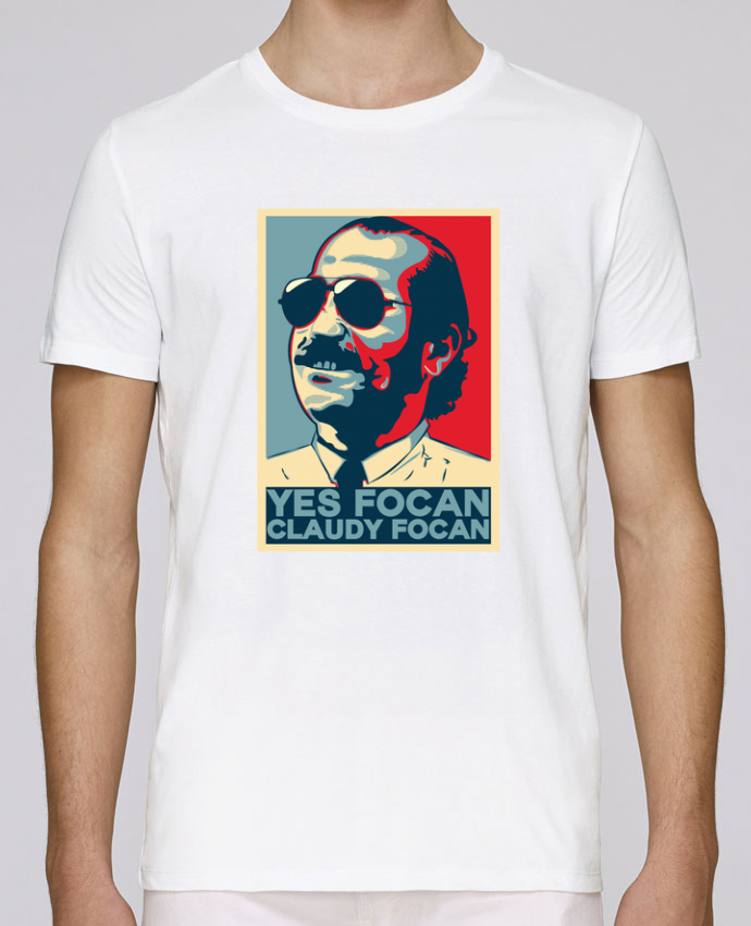 T-Shirt Col Rond Stanley Leads Yes Focan par PTIT MYTHO