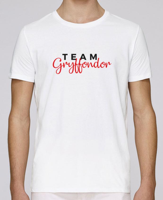 T-Shirt Col Rond Stanley Leads Team Gryffondor par Nana