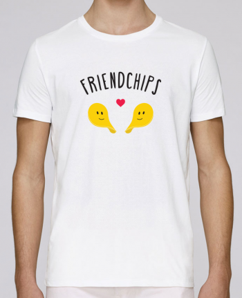 T-Shirt Col Rond Stanley Leads Friendchips par tunetoo