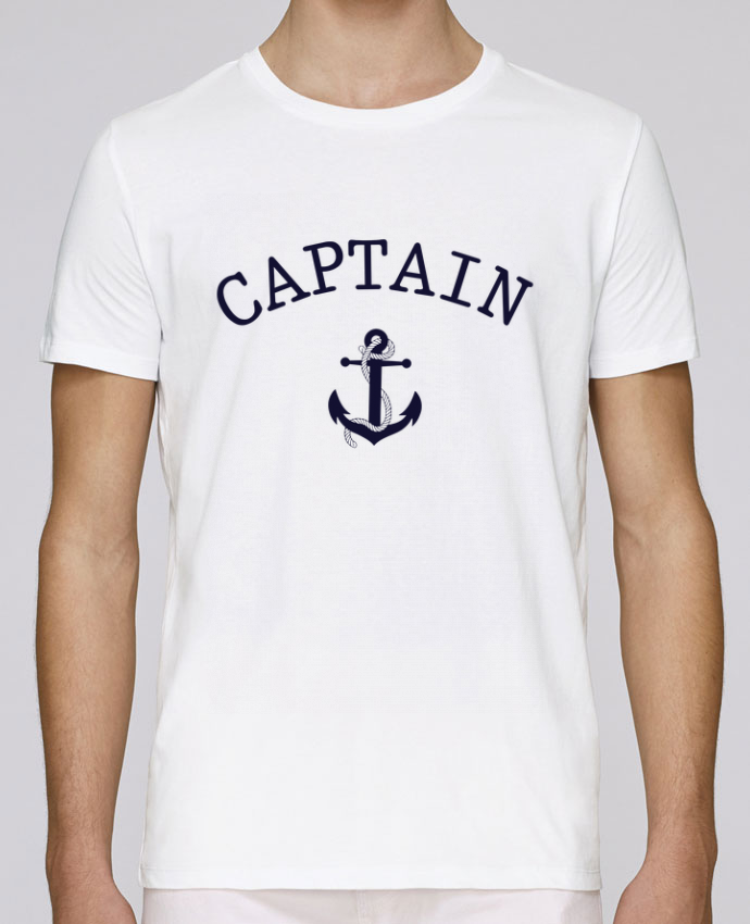T-Shirt Col Rond Stanley Leads Capitain and first mate par tunetoo