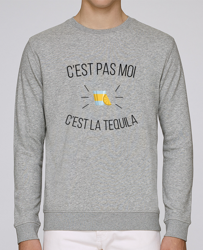 Sweat Col rond Homme Stanley Stella Rise C