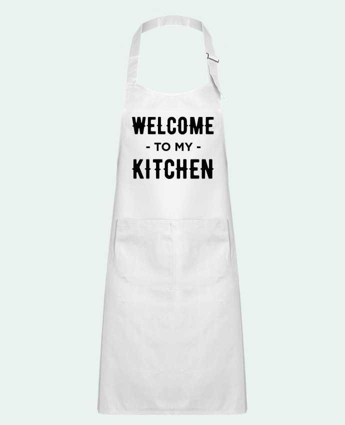Tablier Enfant avec Poche Welcome to my kitchen par tunetoo