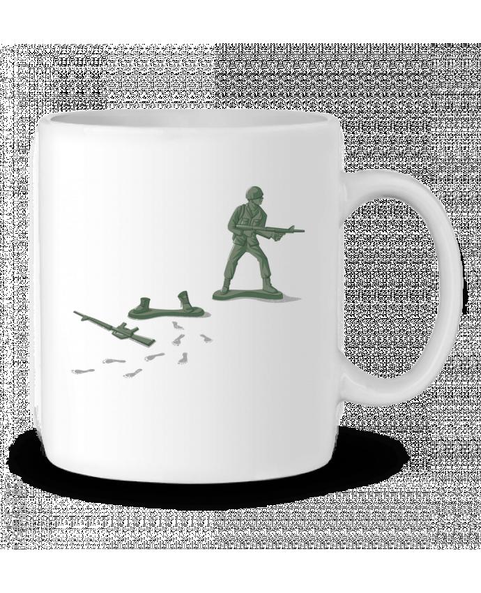 Mug en Céramique Deserter par flyingmouse365