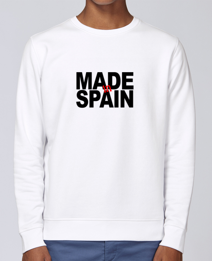 Sweat Col rond Unisex Stanley Stella Rise MADE IN SPAIN par 31 mars 2018