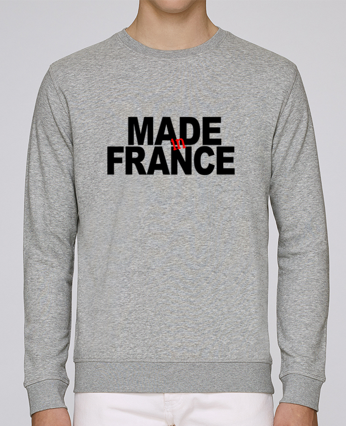 Sweat Col rond Unisex Stanley Stella Rise MADE IN FRANCE par 31 mars 2018