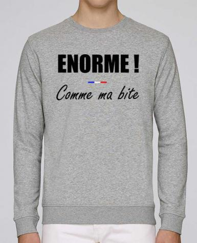 Sweat Col rond Homme Stanley Stella Rise Énorme comme ma bite par tunetoo