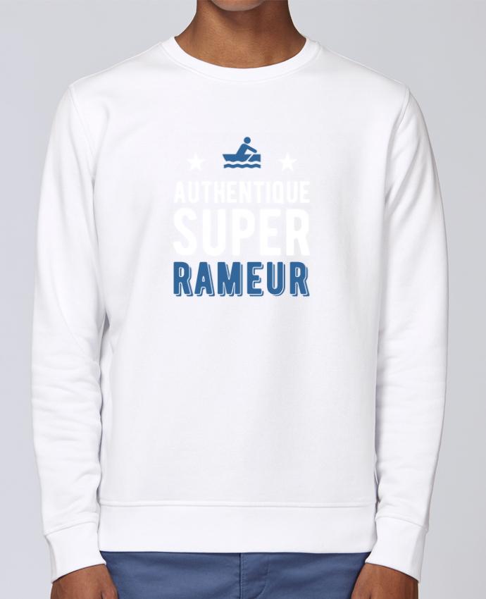 Sweat Col rond Unisex Stanley Stella Rise Authentique rameur par Original t-shirt
