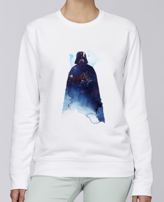 Sweat Col rond Unisexe Stanley Stella Rise Lord of the universe par robertfarkas
