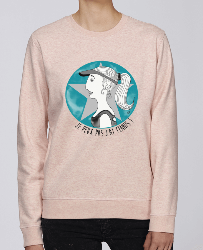 63695ae8fe5 5535151-sweat-basique-femme-cream-heather-pink-j-ai-tennis-by-soka.png