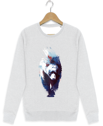 Sweat-shirt Stanley stella modèle seeks Death run par robertfarkas