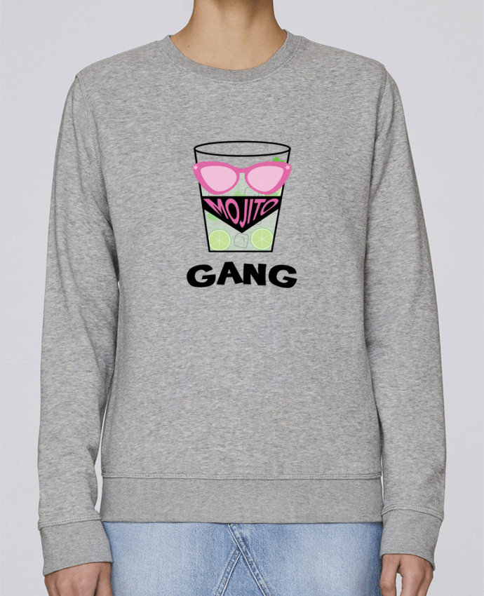 Sweat Col rond Unisexe Stanley Stella Rise Mojito Gang par tunetoo