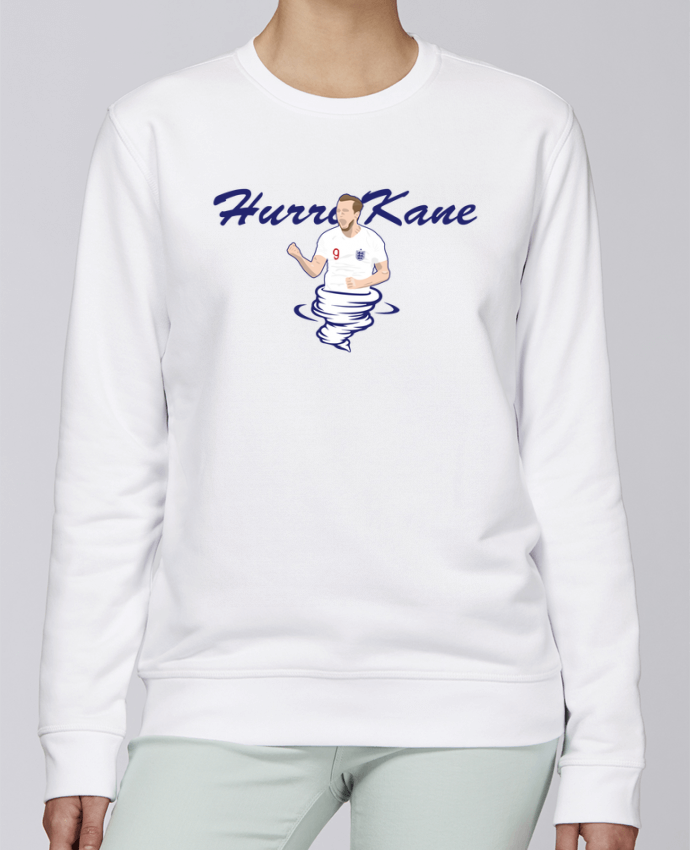 Sweat Col rond Unisexe Stanley Stella Rise Harry Kane Nickname par tunetoo