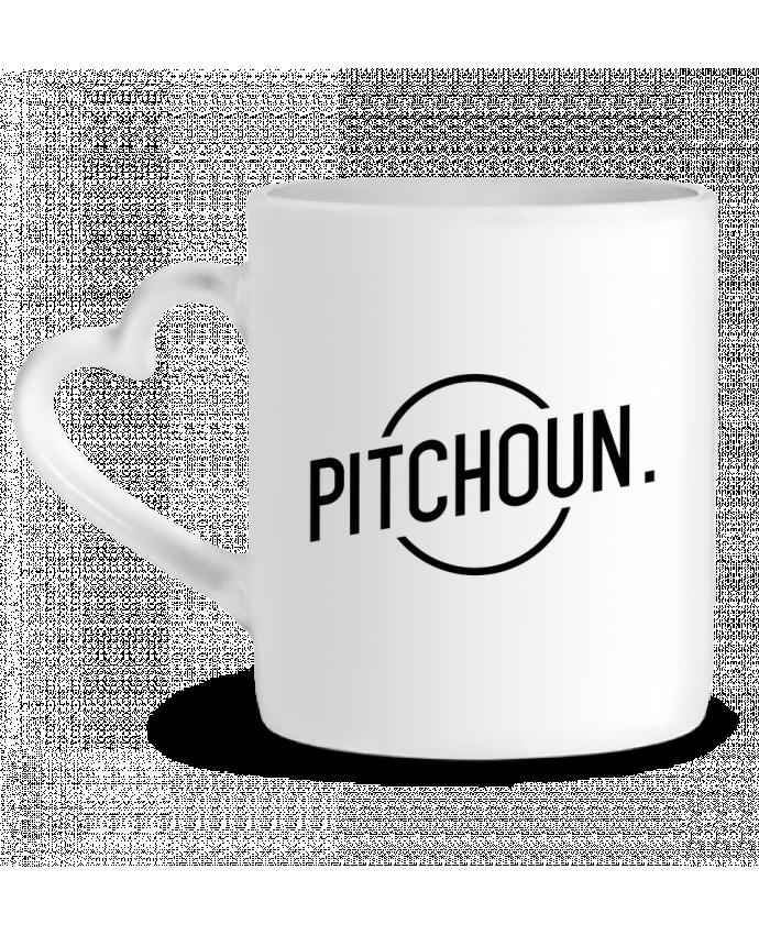 Mug Coeur Pitchoun par tunetoo