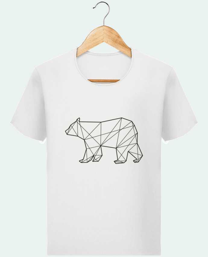 T-shirt Homme Stanley Imagines Vintage Polygonal Bear par AB