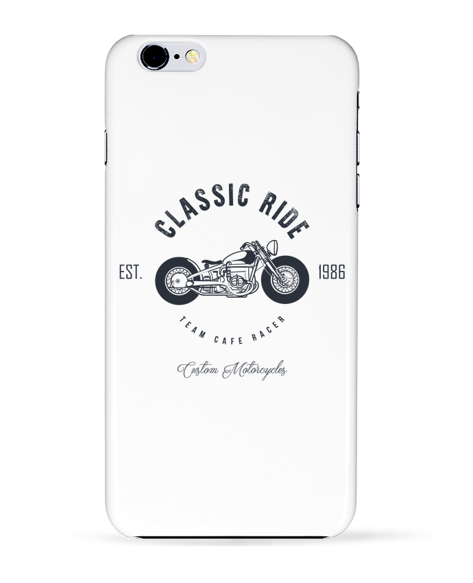 Coque 3D Iphone 6+ Classic Ride Motorcycles de AB