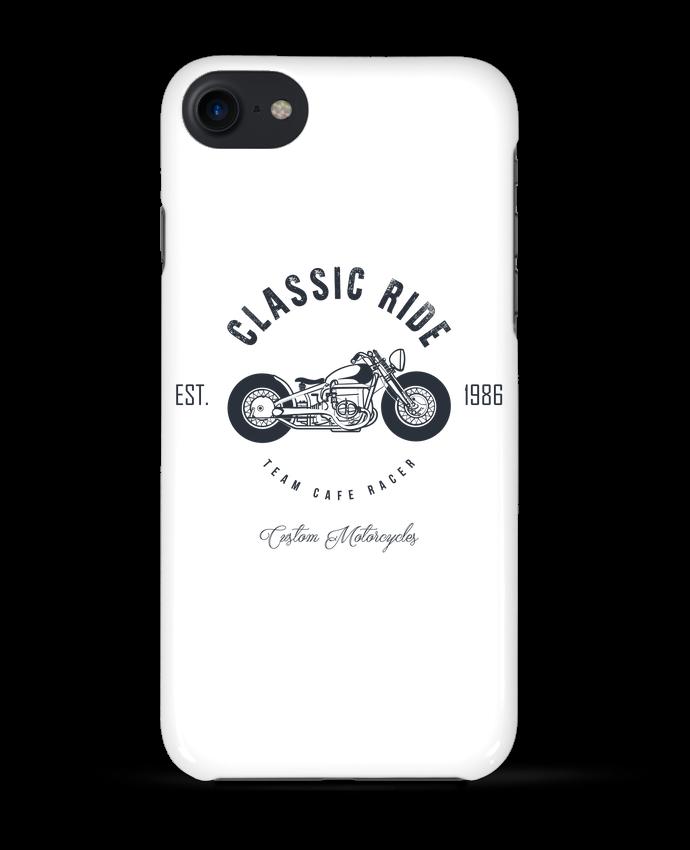 Coque 3D Iphone 7 Classic Ride Motorcycles de AB