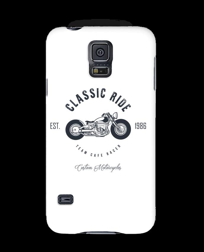 Coque 3D Samsung Galaxy S5 Classic Ride Motorcycles par AB