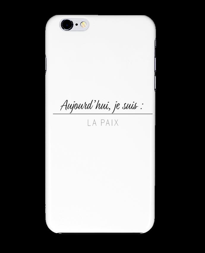 coque iphone 6 paix
