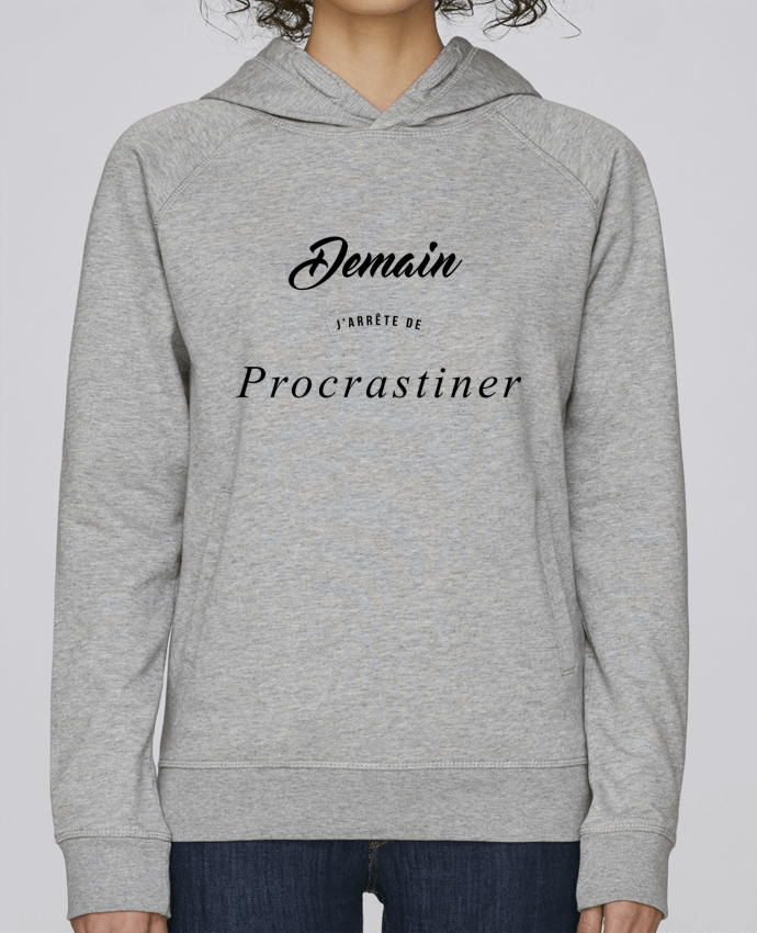 Sweat Capuche Femme Stanley Base demain j\