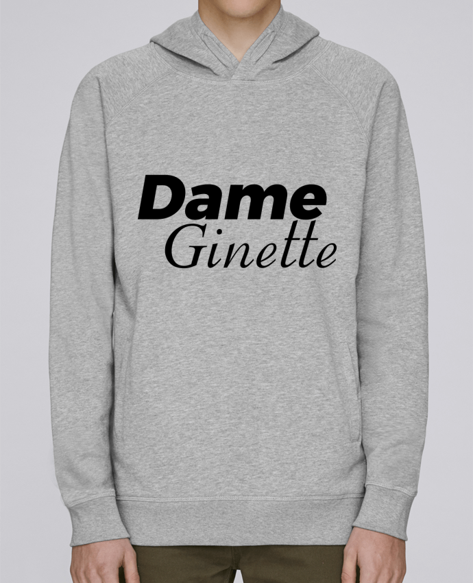 Sweat Capuche Homme Stanley Base Dame Ginette par tunetoo