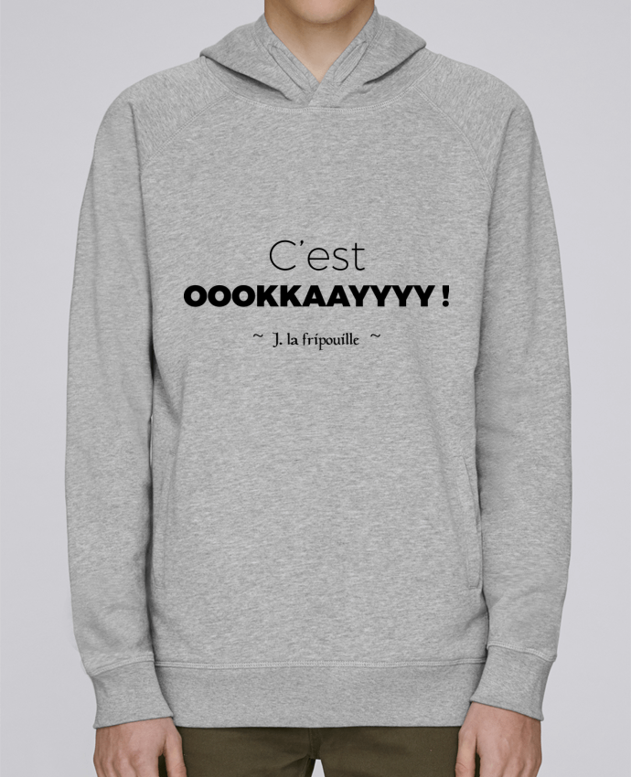 Sweat Capuche Homme Stanley Base oookkaayyyy ! par tunetoo