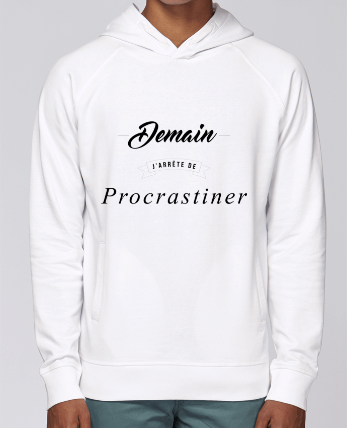 Sweat Capuche Homme Stanley Base demain j\
