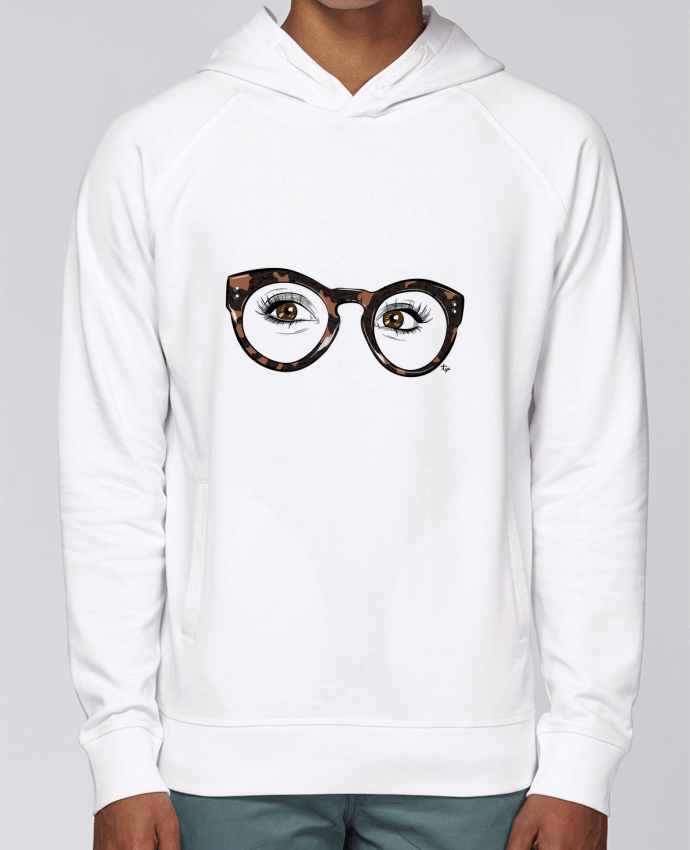 Sweat Capuche Homme Stanley Base Printcess I par Studio Tix