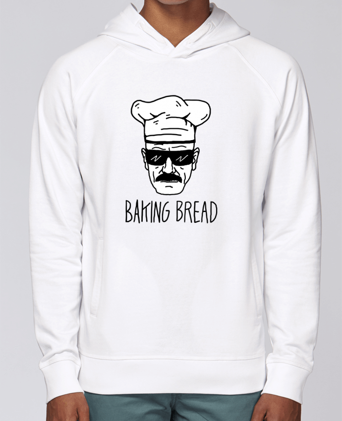 Sweat Capuche Homme Stanley Base Baking bread par Nick cocozza