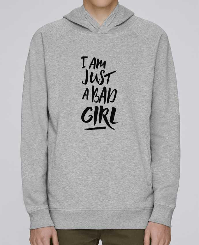 Sweat Capuche Homme Stanley Base I am just a bad girl par tunetoo