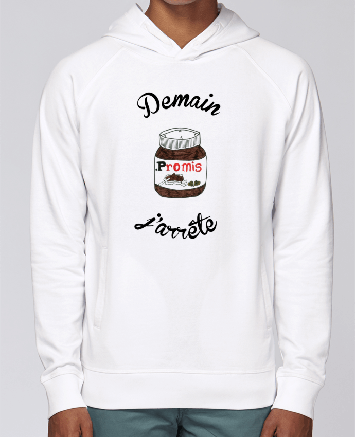 Sweat Capuche Homme Stanley Base Demain j