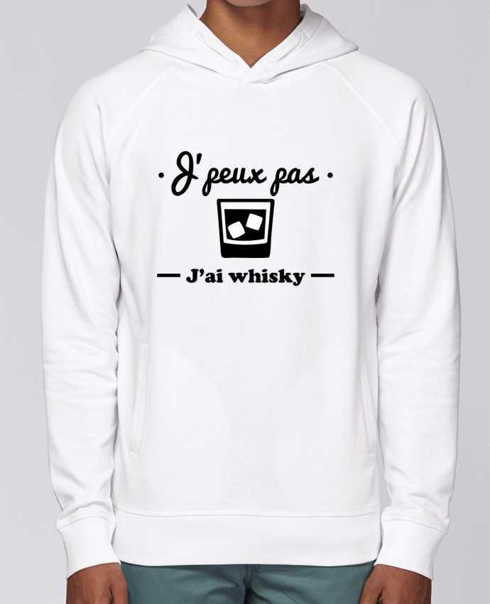 14c32ce866161 Sweat Capuche Homme Stanley Base J Peux Pas J Ai Whisky Humour