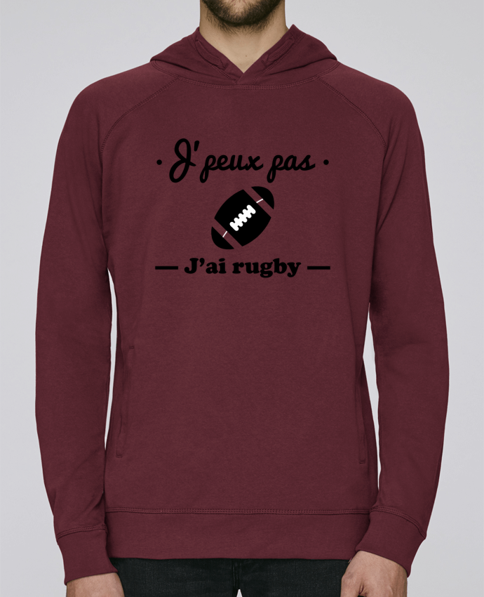Sweat Capuche Homme Stanley Base J