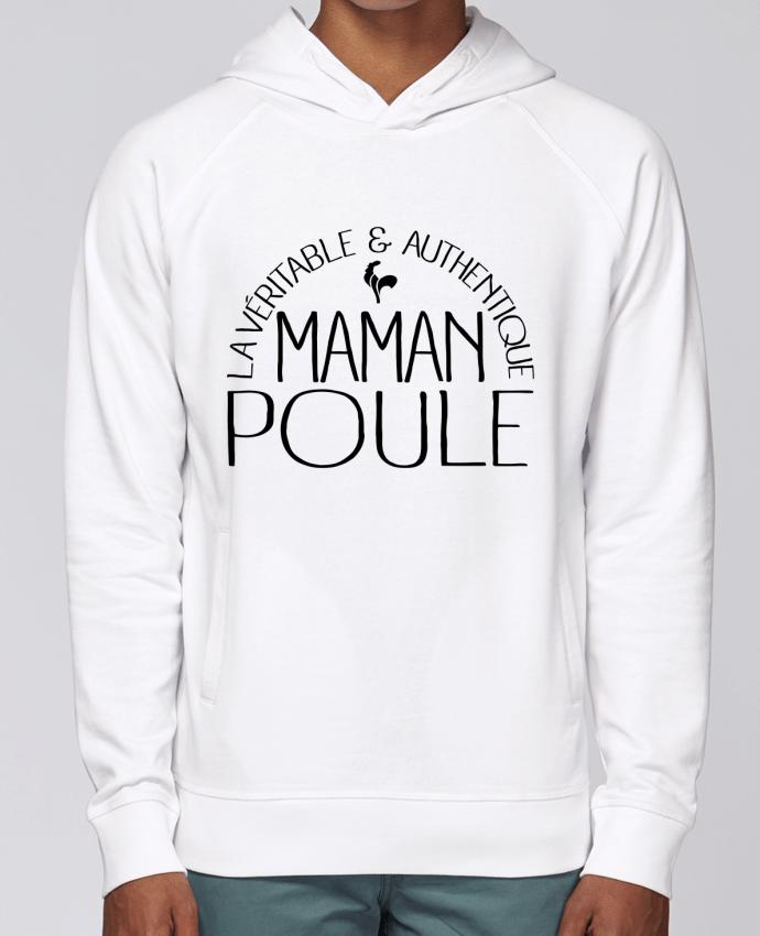 Sweat Capuche Homme Stanley Base Maman Poule par Freeyourshirt.com