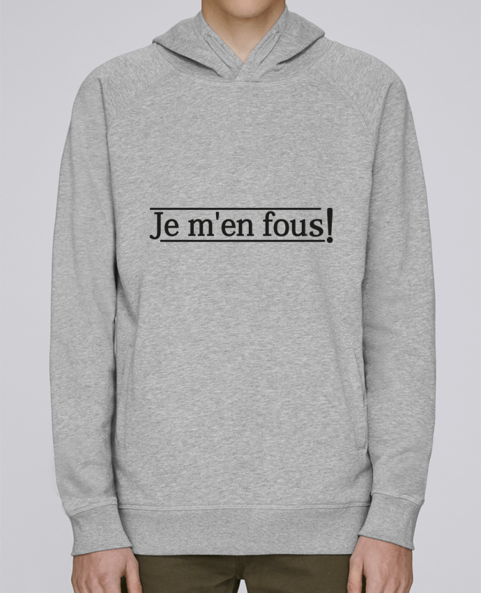 Sweat Capuche Homme Stanley Base Je m