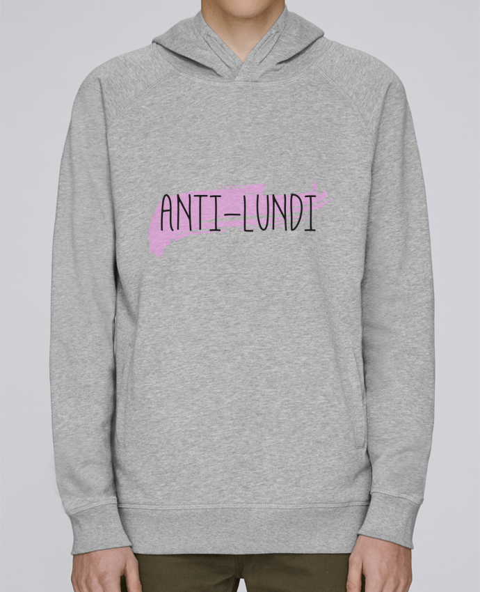 Sweat Capuche Homme Stanley Base Anti-lundi par tunetoo