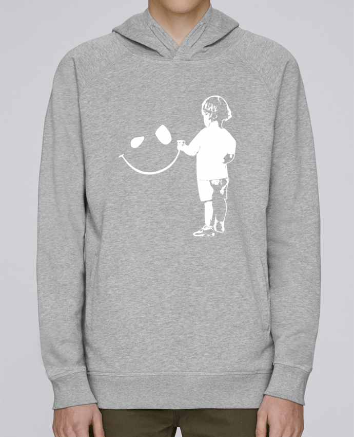 Sweat Capuche Homme Stanley Base enfant par Graff4Art