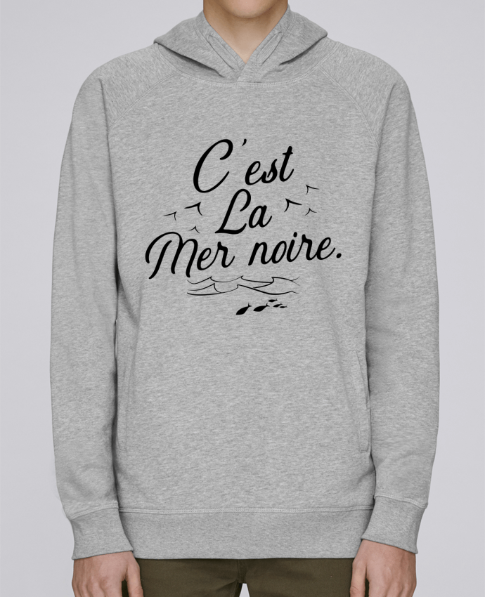 Sweat Capuche Homme Stanley Base C