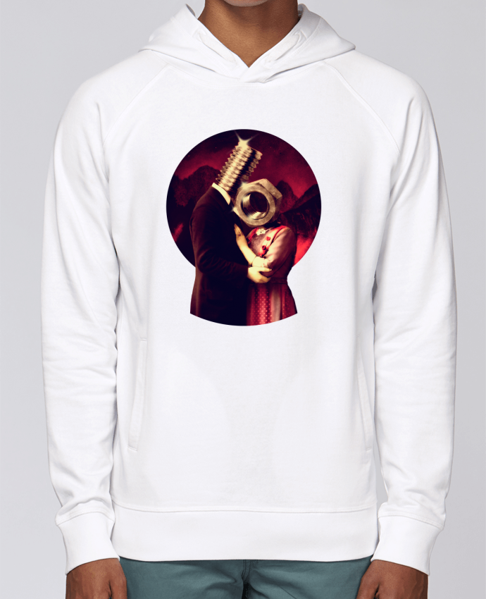 Sweat Capuche Homme Stanley Base Screw Love par ali_gulec